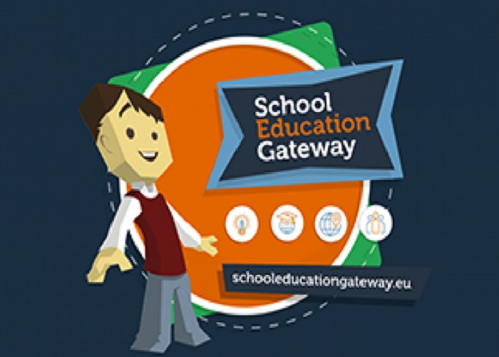 Erasmus+ SSS School Education Gateway